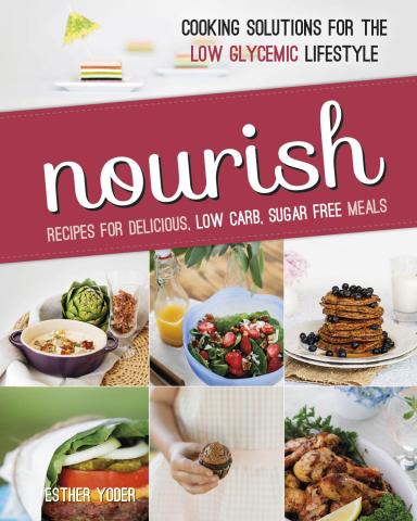 Nourish Cookbook Cover