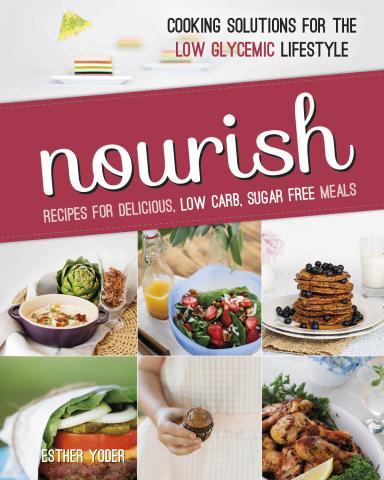 Nourish Cookbook Cover